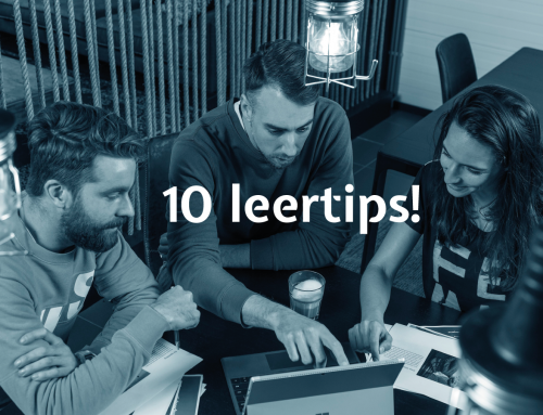 10 leertips voor een goed studieresultaat